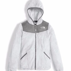 The North Face Oso Fleece Zip Up Jacket